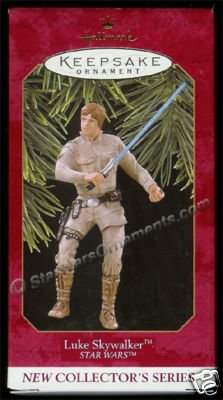 1997 Luke Skywalker, Star Wars #1 DB