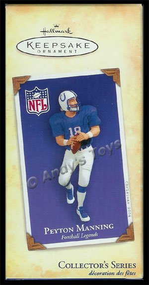 2004 Peyton Manning, Football Legends #10 DB