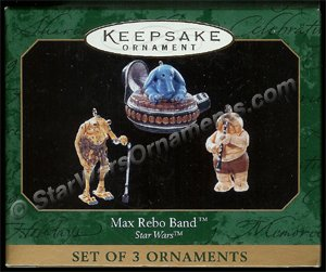 1999 Max Rebo Band, Star Wars DB