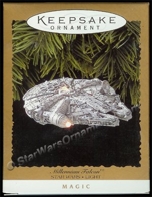1996 Millennium Falcon, Star Wars - DB
