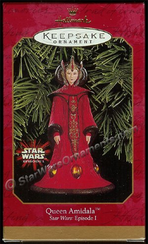 1999 Queen Amidala, Star Wars DB