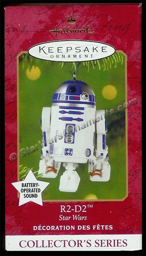 2001 R2-D2, Star Wars #5 - DB