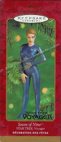 2000 Seven of Nine, Star Trek DB