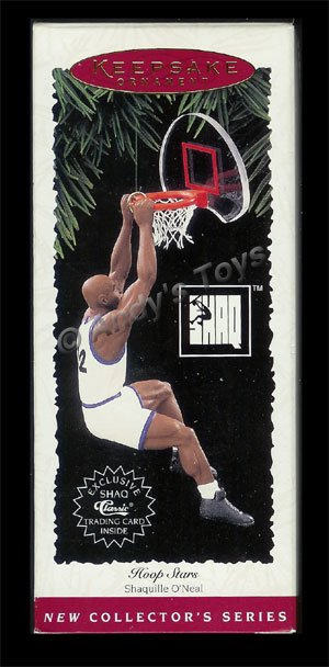 1995 Shaquille O'Neal, Hoop Stars #1