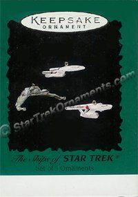 1995 Ships of Star Trek, Star Trek, Miniature - DB