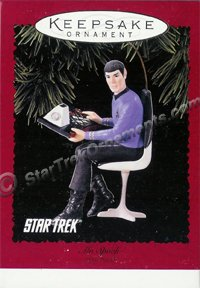 1996 Mr. Spock, Star Trek