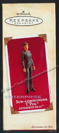 2003 Sub-Commander T'Pol, Star Trek