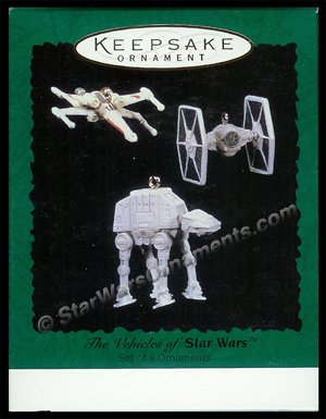 1996 Vehicles of Star Wars, Star Wars - DB