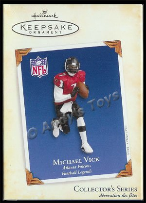2005 Michael Vick, Football Legends #11 DB
