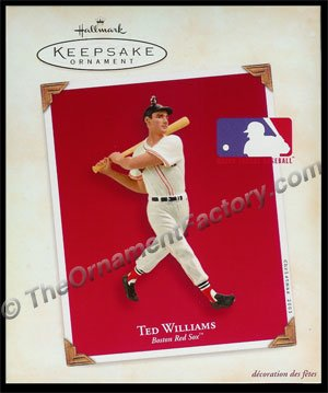 2003 Ted Williams, Boston Red Sox