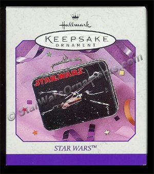 1998 X-wing Lunchbox, Star Wars
