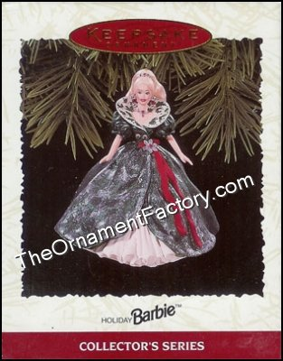 1995 Holiday Barbie #3 - DB