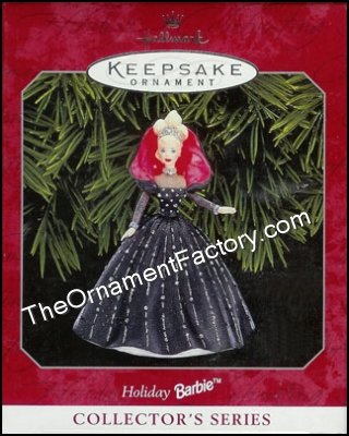 1998 Holiday Barbie #6 - DB