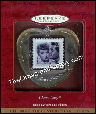 1999 I Love Lucy, Century Stamp