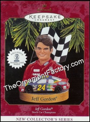 1997 Jeff Gordon, Stock Car Champions