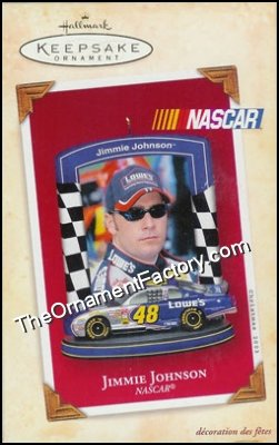 2003 Jimmie Johnson, NASCAR