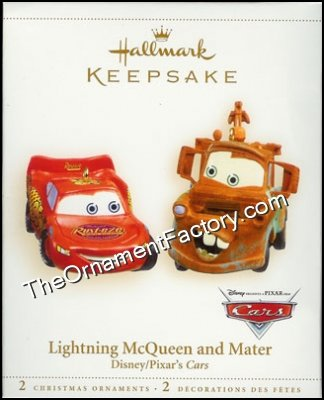 2006 Lightning McQueen and Mater, Disney / Pixar's Cars
