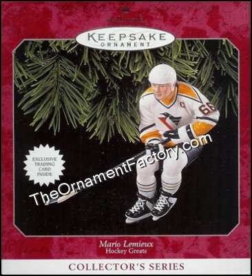 1998 Mario Lemieux, Hockey Greats #2