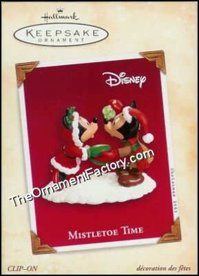 2003 Mistletoe Time, Disney
