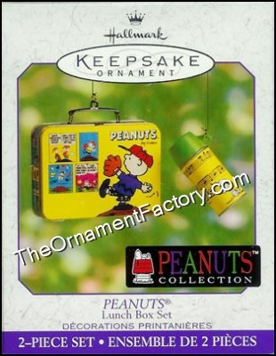 2000 Peanuts Lunchbox