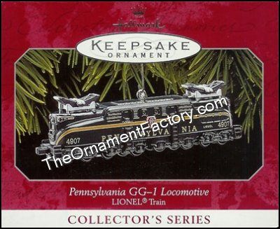 1998 Lionel #3 - Pennsylvania GG-1 Locomotive, Lionel Trains NT