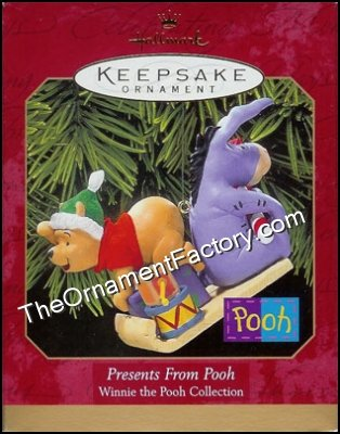 1999 Presents From Pooh, Disney