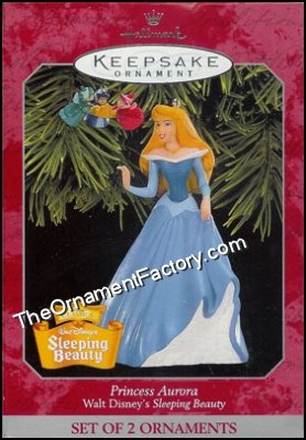 1998 Princess Aurora, Disney's Sleeping Beauty
