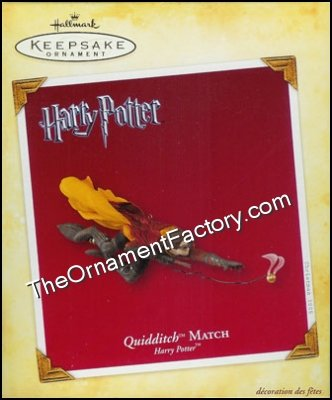 2005 Quidditch Match, Harry Potter - DB