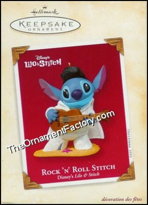 2003 Rock 'n' Roll Stitch, Disney's Lilo & Stitch DB