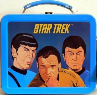 1999 Star Trek School Days Lunch Box