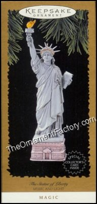 1996 Statue of Liberty, Magic
