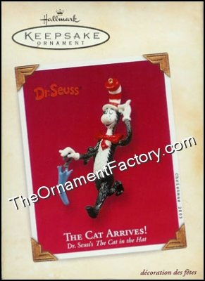 2003 The Cat Arrives, Dr. Seuss's The Cat in the Hat