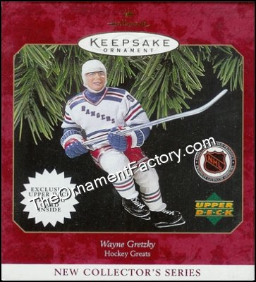 1997 Wayne Gretzky, Hockey Greats #1