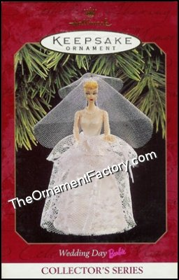 1997 Barbie #4 - Wedding Day Barbie - Artist Signed!