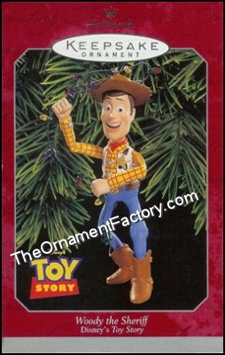 1998 Woody the Sheriff, Disney's Toy Story