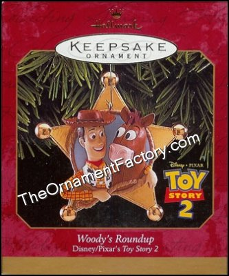 1999 Woody's Roundup, Disney's Toy Story 2