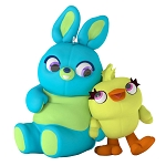 2019 Ducky and Bunny, Disney/Pixar Toy Story 4