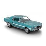 2018 1968 Ford Mustang California Special 50th Anniversary, Classic American Cars, LIMITED EDITION