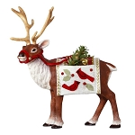 2018 Father Christmas's Reindeer, LIMITED EDITION
