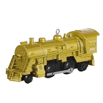 2019 Lionel 1001 Scout Locomotive (GOLD), Lionel Trains, LIMITED EDITION