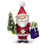2018 Shopping Santa, Hallmark Employee Gift, LIMITED EDITION