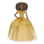 2020 Holiday Barbie #6 - Af-Am
