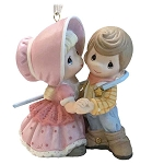 2019 Woody and Bo Peep, Disney Toy Story, Precious Moments, LIMITED EDITION