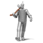 2018 Tin Man, The Wizard of Oz, Miniature, LIMITED EDITION
