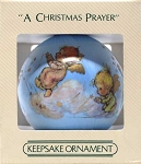 1984 A Christmas Prayer DB