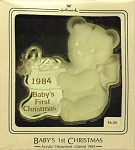 1984 Baby's First Christmas