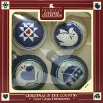1986 Christmas in the Country, Mary Emmerling American Country