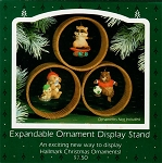 1985 Expandable Ornament Display Stand