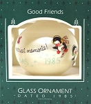 1985 Good Friends - Frosty Friends Complement