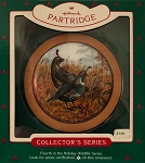 1985 Holiday Wildlife #4 - California Partridge